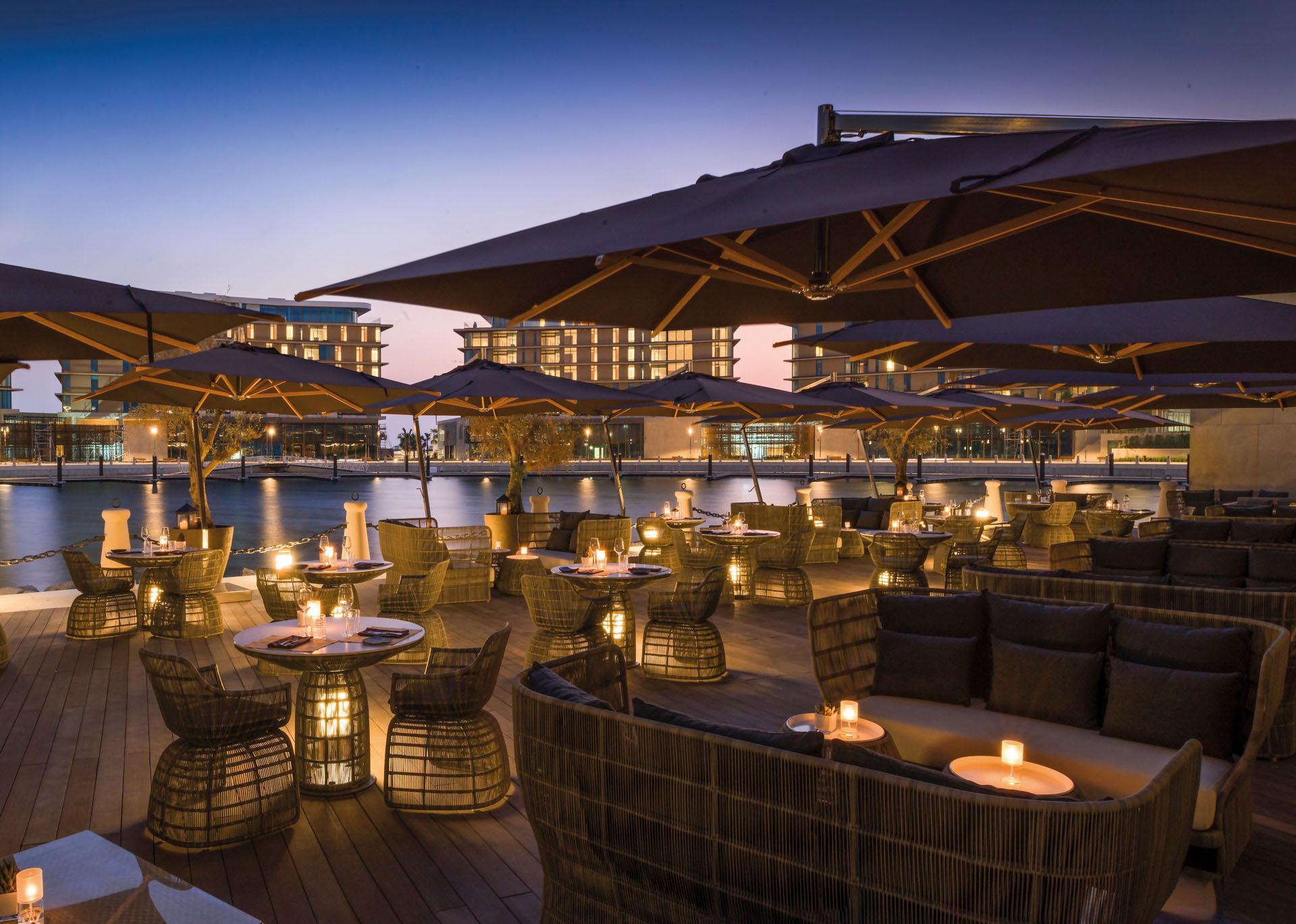 Bvlgari Resort Dubai - Il Cafè Terrace