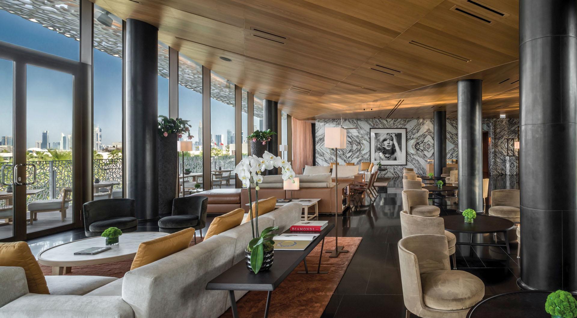 Bvlgari Resort Dubai - Lobby